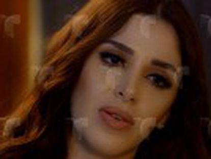 Em entrevista à TV, Emma Coronel critica as condições a que seu marido está submetido numa prisão de máxima segurança