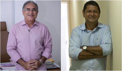 O professor Edmilson Rodrigues (PSOL) e o delegado Everaldo Eguchi (Patriota) disputam o segundo turno das eleições em Belém.