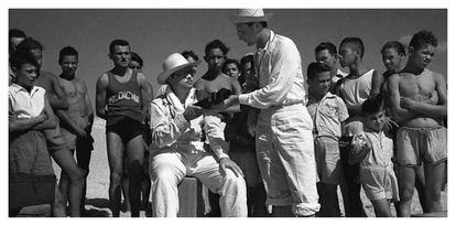 Orson Welles no Ceará
