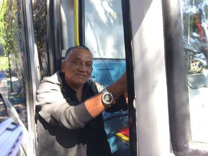 Manuel Messias, 41 anos, motorista de ônibus fretado