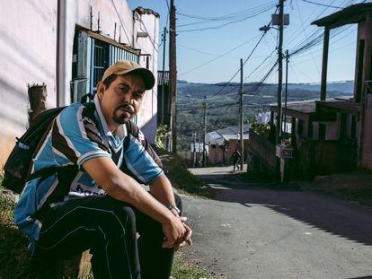 O escritor José Falero, autor de 'Os supridores' (Todavia).