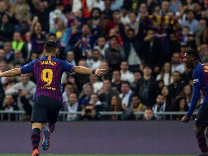 Com cavadinha de Suárez, Barcelona elimina Real Madrid e vai à final da Copa do Rei