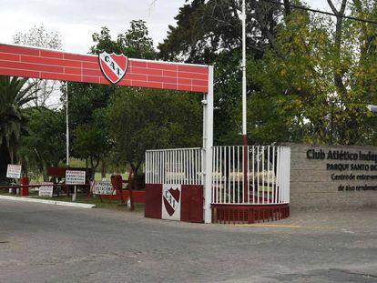 Sede do Clube Atlético Independiente em Buenos Aires.