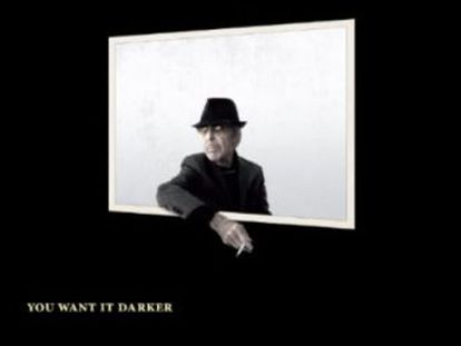 Como os anteriores, 'You Want it Darker', é um disco breve  oito canções, com uma repetida
