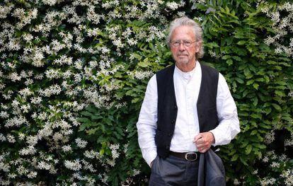 Peter Handke, em Madri, em 2017.