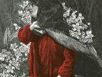 Ilustración para 'La cámara sangrienta', de Angela Carter, colección en la que reescribía diez cuentos de hadas de Charles Perrault.