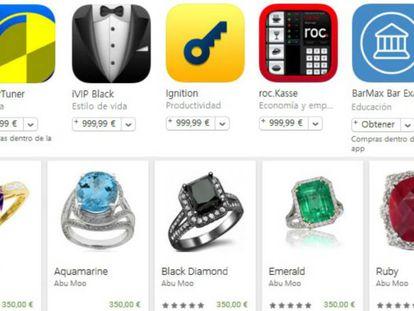 Os aplicativos mais caros do mundo