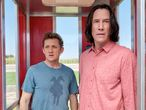 Alex Winter y Keanu Reeves, en 'Bill y Ted salvan el universo'