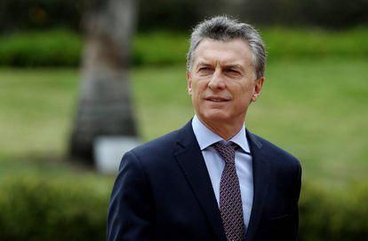 Mauricio Macri recebe o visto de aprovação do Fundo Monetário Internacional.
