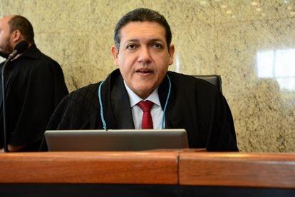 O desembargador Kássio Nunes Marques, em sessão do TRF-1, em 2016.