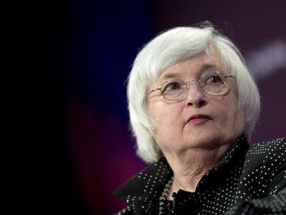 Janet Yellen, presidenta do Federal Reserve, dos EUA.