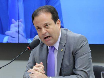 André Moura, em comissão da Câmara.