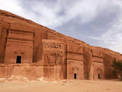 Al-Ula, as ruínas do deserto saudita que recuperam um passado esquecido