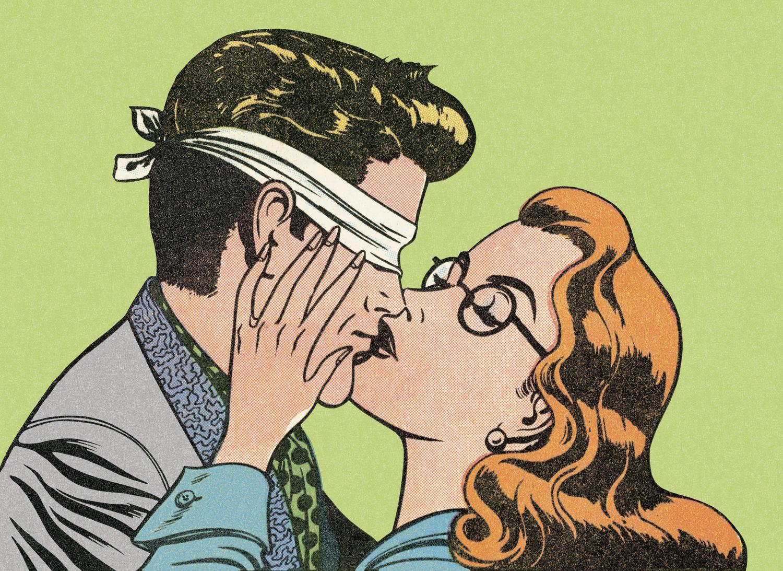 A imprensa anglo-saxã batizou o fenômeno de 'dating deja vu', um termo que faz referência à famosa expressão francesa 'déjà vu' (já visto).