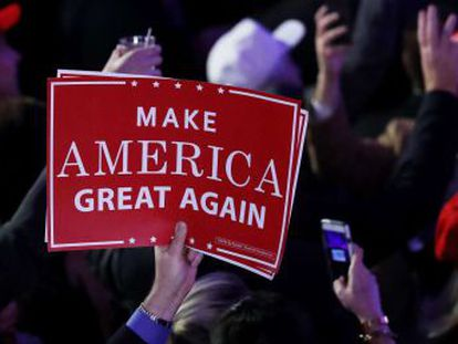 Trump na Casa Branca será um Cantinflas no papel de Calígula, numa versão moderna da queda do império