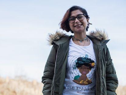 A bióloga e pesquisadora brasileira Luisa Diele-Viega.