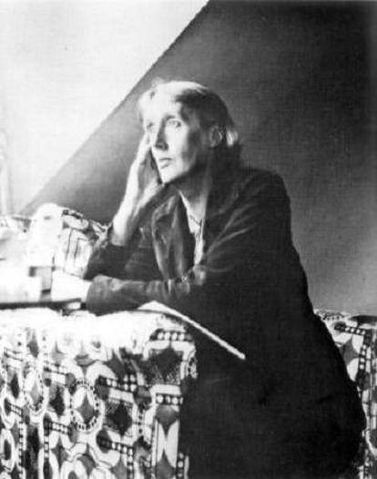 Virgínia Woolf nos anos trinta.