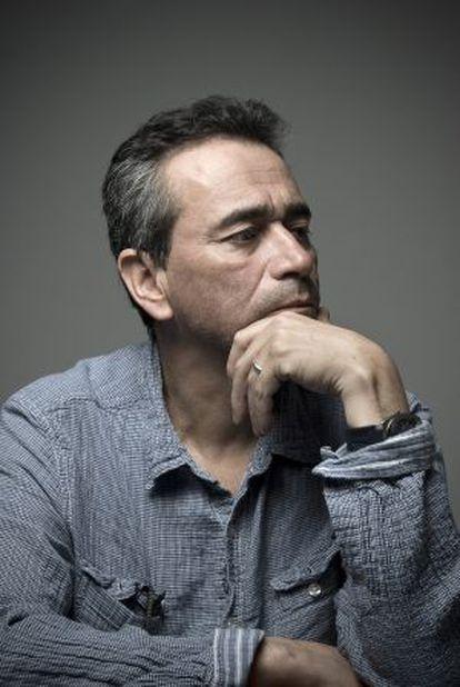 Evelio Rosero, autor de 'Prece por um Papa'.