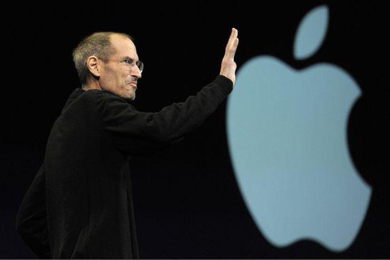 Steve Jobs em conferência de 2011.