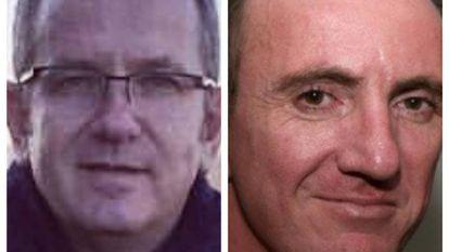Henry Badenhorst e Gary Frisch, os dois fundadores do site de encontros que abriu o caminho para todos os outros. Ambos morreram de forma trágica.
