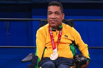 José Chagas ficou com o bronze na BC1.