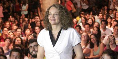 Luciana Genro participa de sabatina na Unicamp em setembro.