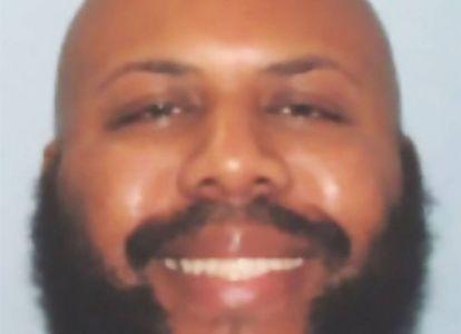 Steve Stephens, em uma foto divulgada pela polícia dos EUA.