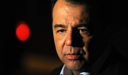 O ex-governador Sérgio Cabral