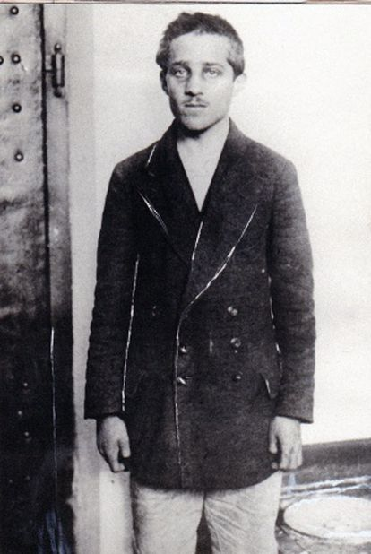 Gavrilo Princip, em uma foto sem data