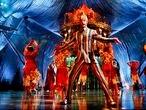 """DVD 600 (28-02-13) Ensayo general de """"Kooza"""" espectáculo del nuevo espectáculo del Circo del Sol. © Samuel Sánchez"""