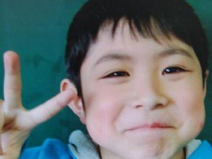 O menor, de sete anos, passou seis dias desaparecido sem comida nem água