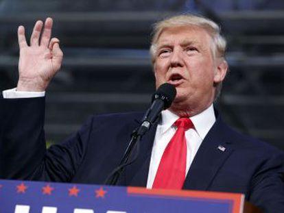"""""""Que bom que me libertei dos grilhões e agora posso lutar pela América como eu quero"""", afirma o candidato após disputa com o líder da formação conservadora"""