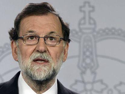 Mariano Rajoy preside a reunião extraordinária do Conselho de Ministros