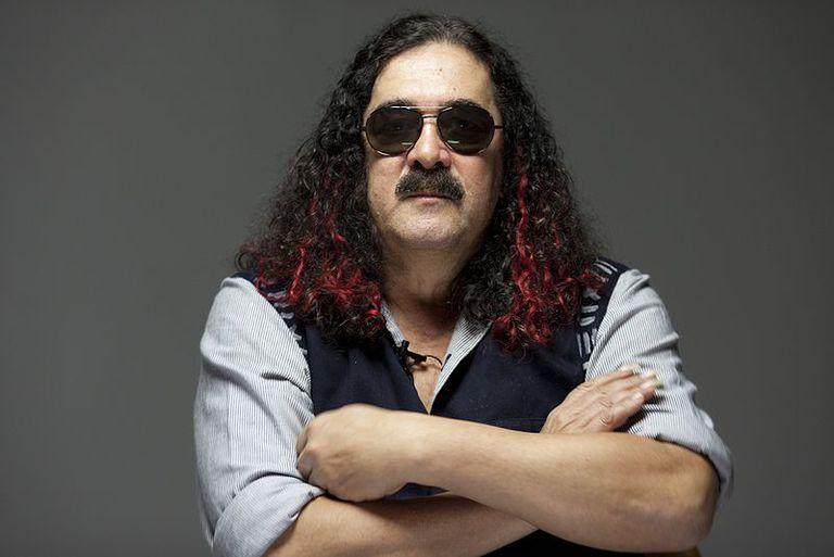 O cantor e compositor Moraes Moreira.