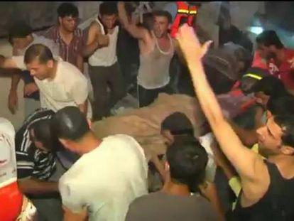 A escalada da violência em Gaza continua.