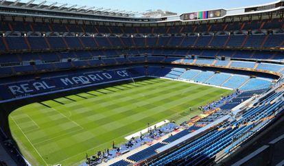 Santiago Bernabéu receberá a final entre River e Boca.