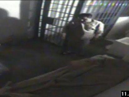 Imagens da fuga da prisão de El Chapo.