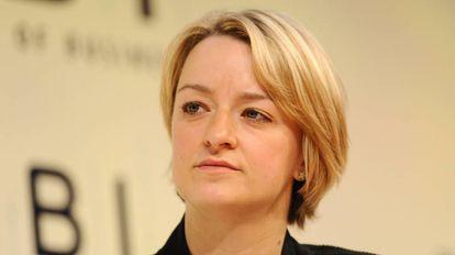 Laura Kuenssberg, em 2011