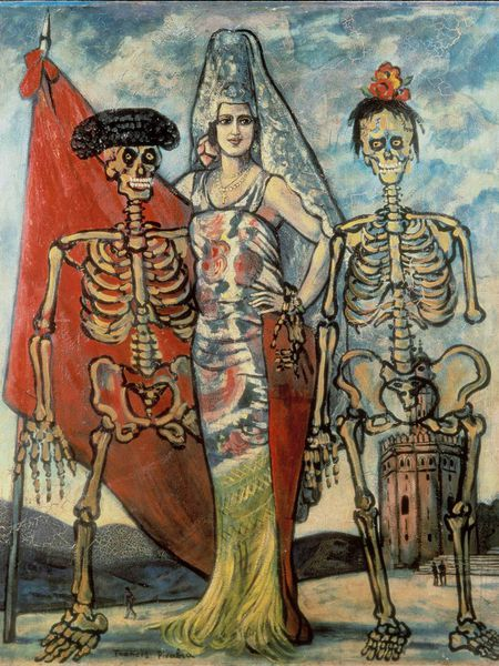 'Revolución española', de Picabia