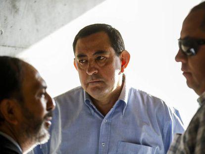 O Papa expulsou do clero nesta terça-feira o ex-chanceler do Arcebispado de Santiago, Óscar Muñoz, acusado de cometer abusos sexuais.