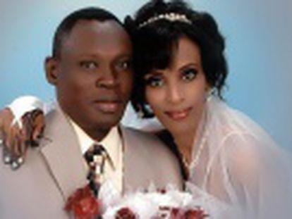 Meriam Yehya Ibrahim permaneceu presa com o seu filho de um ano e meio e deu à luz enquanto permanecia detida