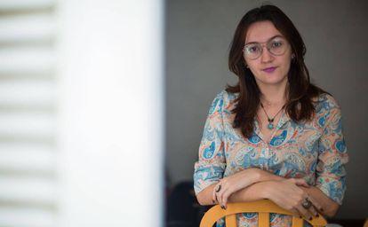 Renata Aquino, do Professores contra o Escola Sem Partido.
