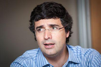 O banqueiro e presidente da BTG Pactual, André Esteves.