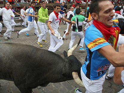 Quinto dia de corrida de touros da Festa de São Firmino 2015