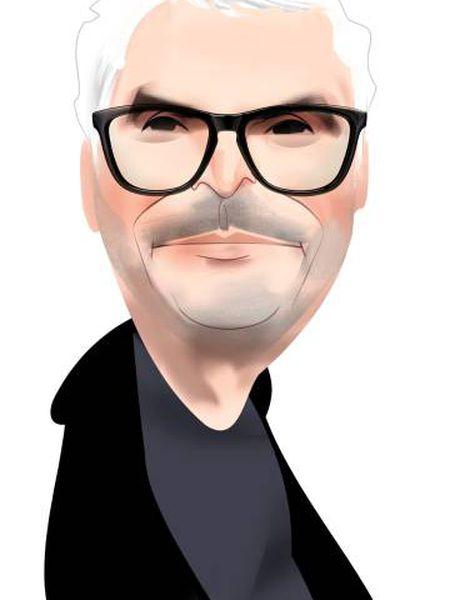 Alfonso Cuarón.