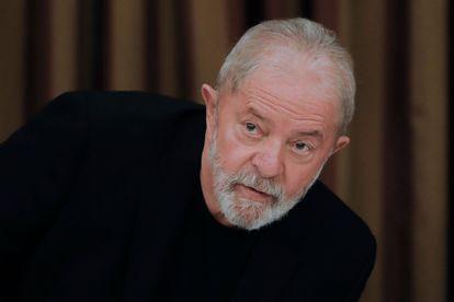 O ex-presidente Lula em imagem de fevereiro de 2020.