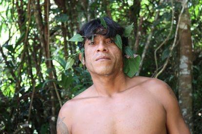 Tainaky Tenetehar, da Terra Indígena Arariboia, no Maranhão.
