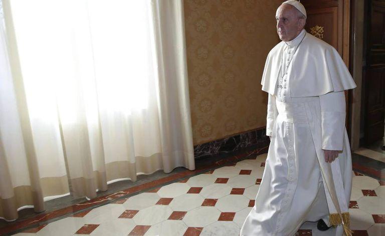 Papa no Vaticano, no dia 20 de janeiro.