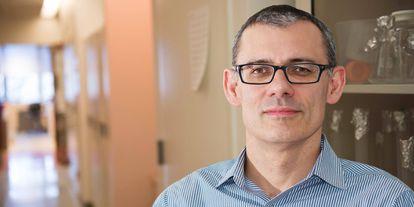 O virologista Paul Bieniasz, da Universidade Rockefeller (EUA).