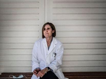 Isabel Sola, pesquisadora do Centro Nacional de Biotecnologia da Espanha.